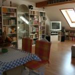 Zimmer mit Küchenecke